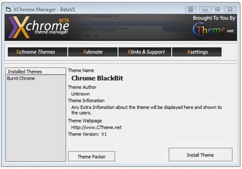 Chrome Manager Auto Resume by Chrome Themes Manager Manage And Install Custom Chrome Themes Automatically