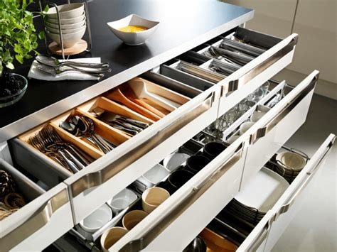 kitchen cabinet organizers pictures ideas  hgtv hgtv