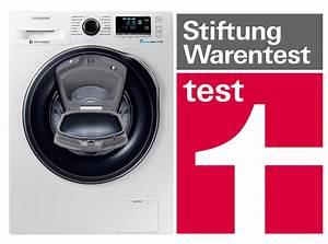 Wischroboter Test Stiftung Warentest : samsung addwash ww6400 sehr gut in lebensdauer waschen ~ Michelbontemps.com Haus und Dekorationen