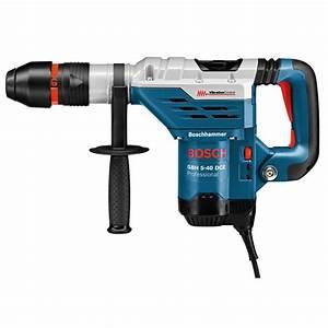 BOSCH GBH 5-40 DCE 240v 2 function hammer - SDS max - Howe