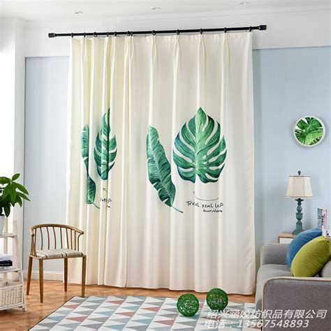 Living Room Groups Cheap by Cheap Rpcie Living Room Bedroom Curtains Banana Leaf