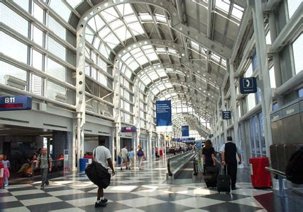 image gallery united airlines terminal ohare