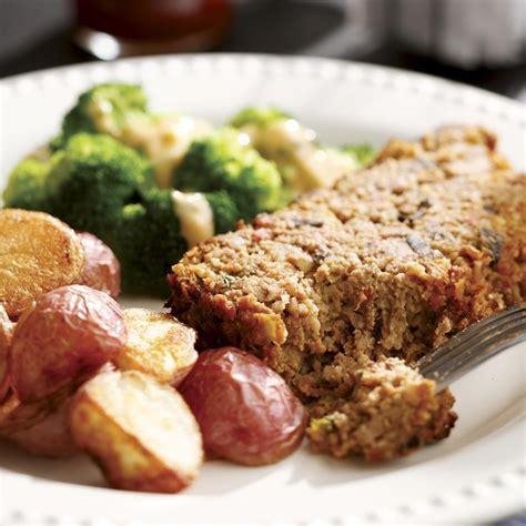 recipe for meatloaf meatloaf recipe eatingwell