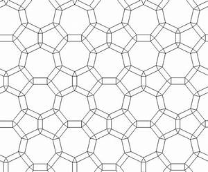 I designed and folded an origami tessellation with regular ...