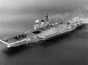 HMS Victorious Aircraft Carrier
