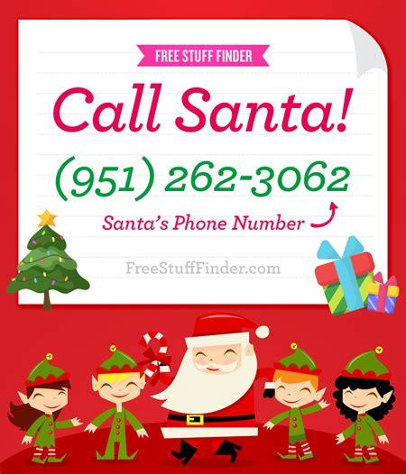 s phone number call santa for free santa s phone number for