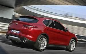 Alfa Romeo Q4 : first drive review 2017 alfa romeo stelvio q4 suv ~ Gottalentnigeria.com Avis de Voitures