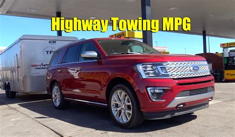 Can The 2018 Ford Expedition Platinum Get Better Highway