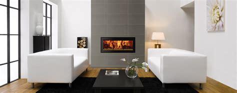 habillage cheminee insert moderne superior habillage cheminee insert moderne 4 lu0027insert studio 2 de stovax avec cadre sans