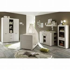 étagère Murale Chambre Bébé : etag re murale coloris pin blanc pour chambre b b ~ Teatrodelosmanantiales.com Idées de Décoration