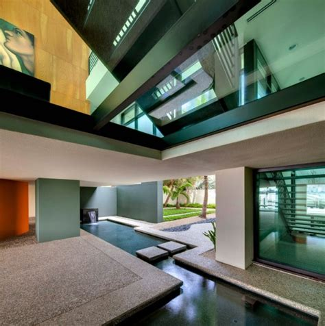Homes With Indoor Ponds by Homes With Indoor Ponds Interior Design Ideas