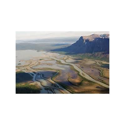 Travel Trip Journey: Rapa River Delta Sweden