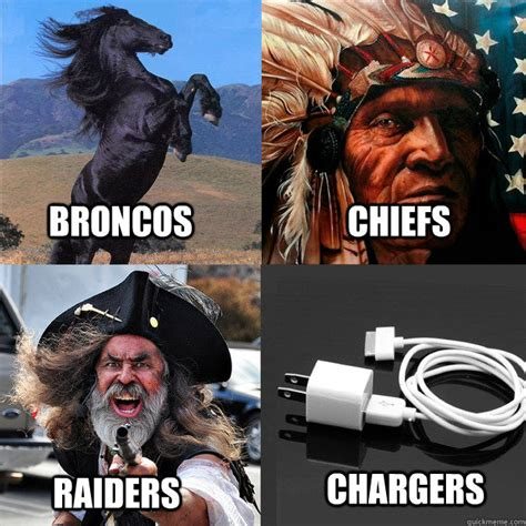 Raiders Chargers Meme - broncos vs chiefs memes image memes at relatably com