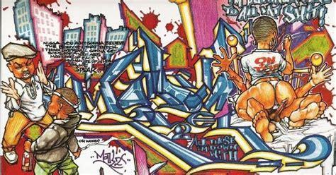 Grafiti Zaki :  Uk Graffiti Legends The Chrome Angels