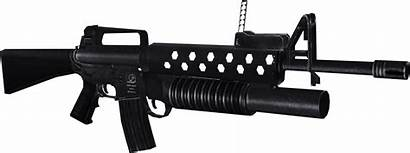Assault Rifle Sven
