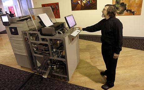 google espresso promises  demand book printing telegraph
