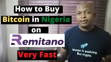 Verify your email and proceed towards full verification by clicking verify account. How to Buy Bitcoin In Nigeria on Remitano Quickly - YouTube