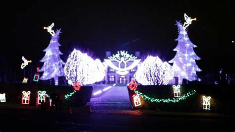 christmas lights striking christmas light show greenwich
