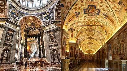 Vatican Wallpapers Windows Museum Cave