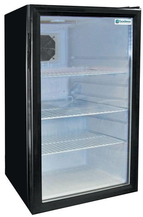 EMM Countertop Beverage Display (EMM 4S shown) comes in 3