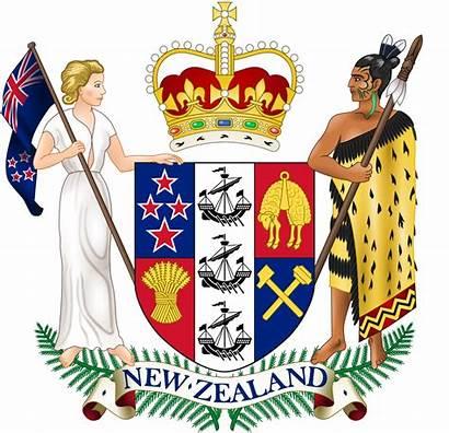 Zealand Wikipedia Politics Arms Coat Svg Wikimedia