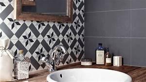 carreaux de ciment prix conseils de pose et choix des With carrelage adhesif salle de bain avec led au metre