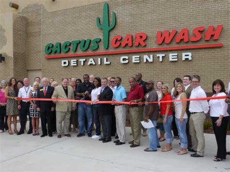 Cactus Car Wash Douglasville by Cactus Car Wash Opens Douglasville Ga Patch