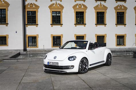 vw beetle cabrio tuned   hp  abt autoevolution