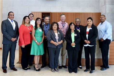 southern ute drum tribal leaders meet  governor