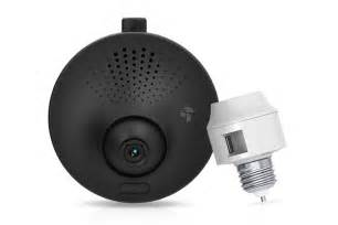 Outdoor Security Lights with Camera