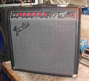 The Unique Guitar Blog  The Fender Champ