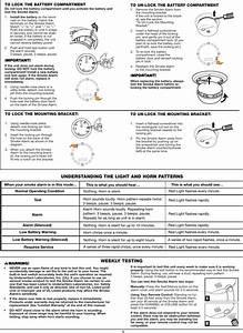 First Alert Sa302 Users Manual M08 0071 001 E  Sa302 Hd Web