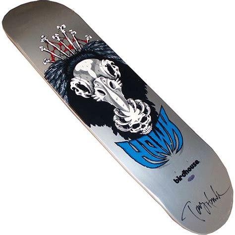 Tony Hawk Signed Skate Deck lot detail tony hawk signed personal model birdhouse