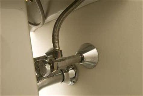 kitchen sink shut valve leaking how to fix a broken shutoff fixture on a bathroom sink 9567