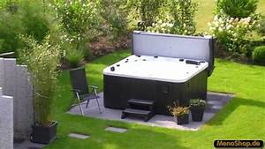 outdoor whirlpool gunstig kaufen spa outdoor whirlpool With whirlpool garten mit loungemöbel balkon günstig