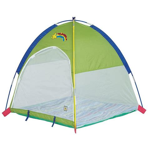 playroom tent amazon com pacific play tents baby suite deluxe nursery tent w 1 5 inch pad green toys games