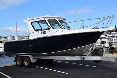 Aluminium Fishing Boats For Sale Perth by Jackman 8 0 Hardtop Trailer Boats Boats For Sale