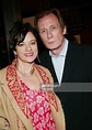 Actor Bill Nighy and wife Diana attend the World Premiere ...