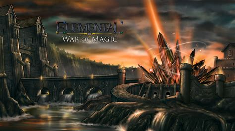 elemental war  magic media