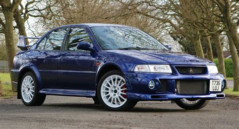 Mitsubishi Lancer Evo Vi by Mitsubishi Lancer Evo Vi Is A Marvelous Machine From A