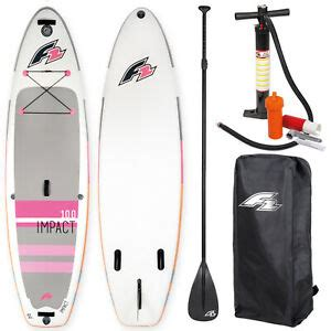 f2 sup test f2 sup impact pink 10 quot 2019 stand up paddle board