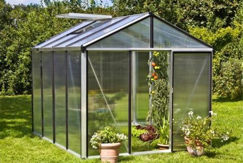 * Gastbeitrag Das Eigene Gewächshaus Im Garten* Garten