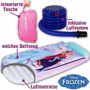 Luftbett Für Kinder : disney frozen kinder luftbett matratze luft camping ~ A.2002-acura-tl-radio.info Haus und Dekorationen