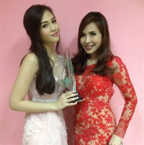 janella salvador and juan miguel salvador janella salvador winner best new female tv personality