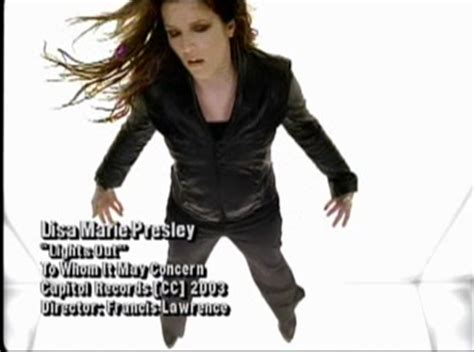 Lisa Marie Presley Lights Out by Lights Out Lights Out Lisa Marie Presley S Song