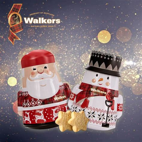 1000 images about walkers christmas on pinterest tins