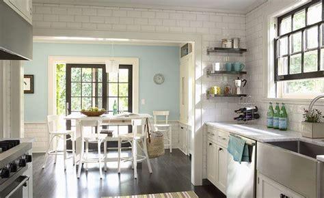 blue kitchen walls with white cabinets love still loving white subway tile kitchen remodel 633   c193dabeb094ef7d4da252b010155f52