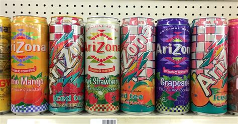 FACT CHECK: AriZona Tea Exposed by FDA for Using Human ...