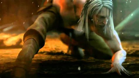 the witcher rise of the white wolf official trailer hd