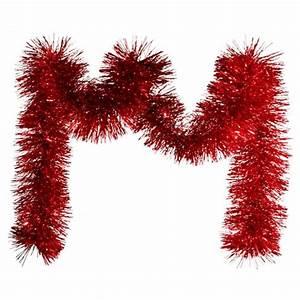 Guirlande De Photo : guirlande de noel rouge 15cm decoration noel sapin badaboum ~ Teatrodelosmanantiales.com Idées de Décoration